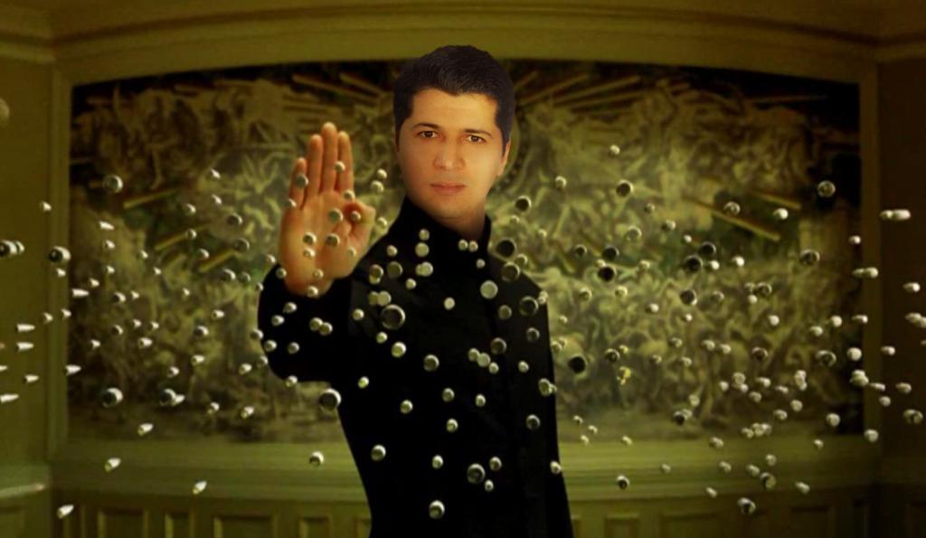 """Ce que nous en ferons ne dépendra que de vous «The Matrix"""""""