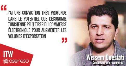 E-commerce EXPORT , Wissem Oueslati